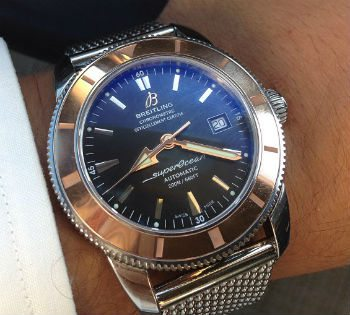 Breitling Super Ocean Watch