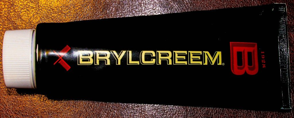 Brylcreem US Tube New Design Logo