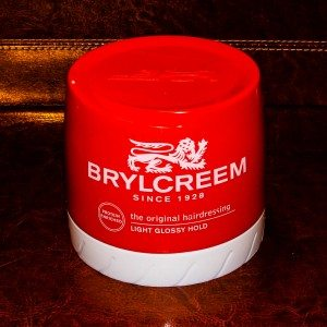 UK Brylcreem Red Pot