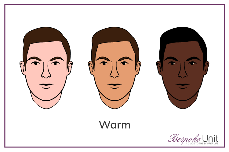 Faces-With-Warm-Tones-In-A-Row-Bordered