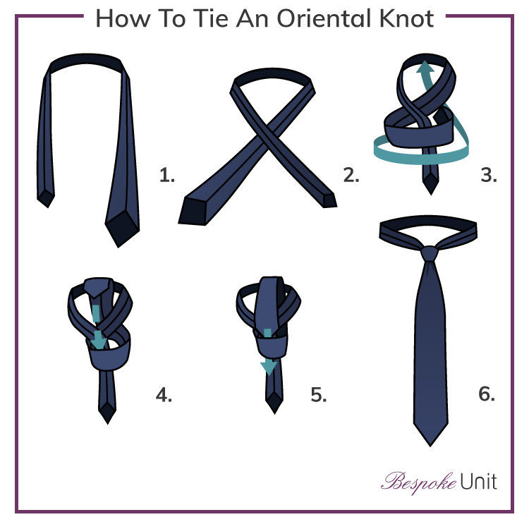 how-to-tie-an-oriental knot