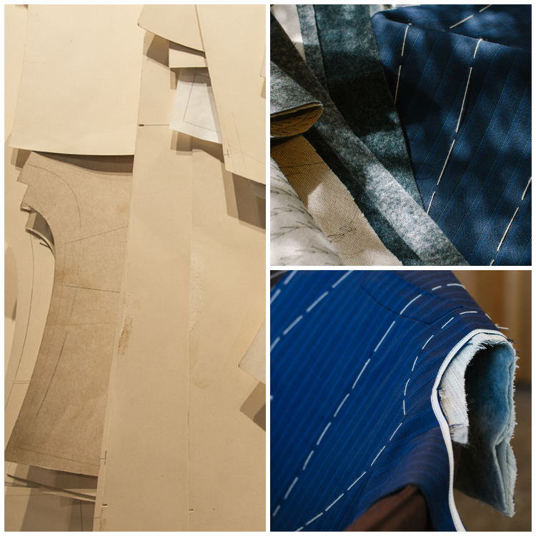 Suit Patterns Fabrics And Canvas