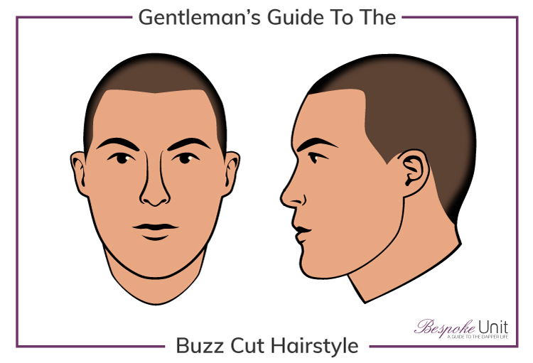 Bespoke Unit's Men's Guide to Buzz Cut Hairstyles