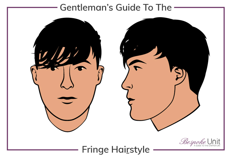 Bespoke Unit's Men's Guide to Fringe Hairstyles