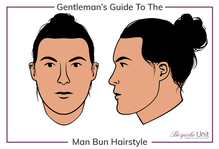 What Is A Man Bun Amp How To Do Men S Top Knots For Your