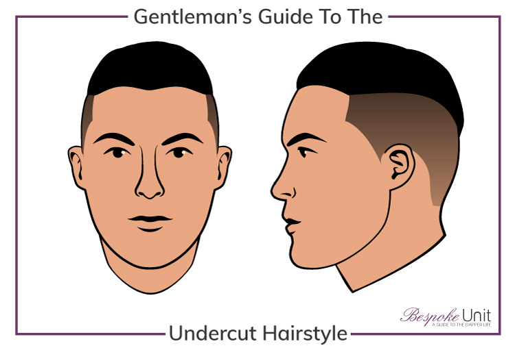 Bespoke Unit's Men's Guide to Undercut Hairstyles