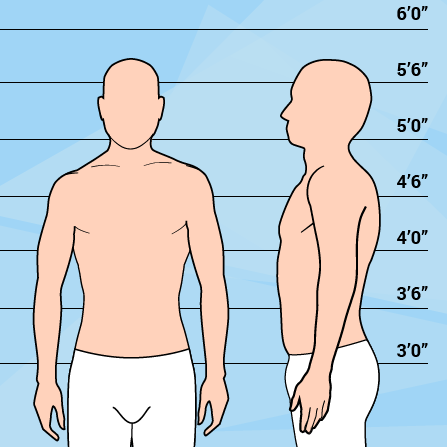 Irregular Body Type Graphic