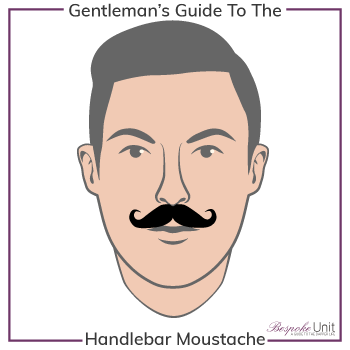 What Are Imperial Handlebar Moustaches How To Grow Style One