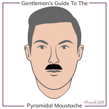 What Is a Pyramidal Pyramid Moustache Family