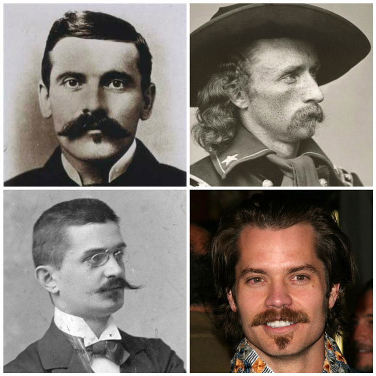 What Is The Van Dyke Facial Hair Beard Moustache Styles With Photos