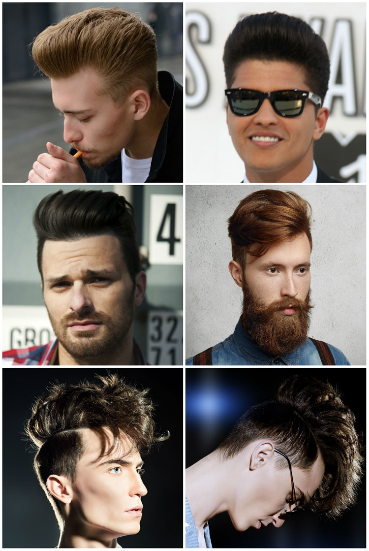 Different Celebrity Pompadour Men Hairstyle Ideas Bruno Mars