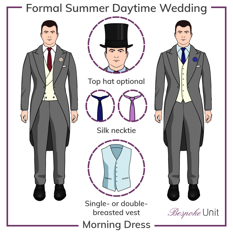 Summer-Formal-Daytime-Wedding-Attire