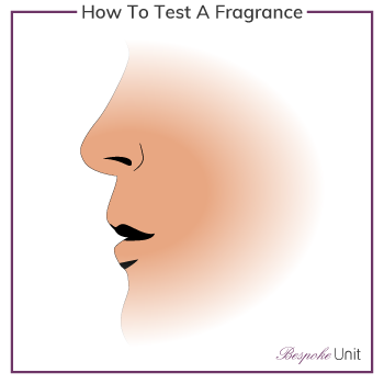 how to test fragrance or perfume