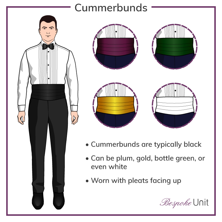 5918da454f34 Cummerbund: #1 Guide On Cumberbunds & How To Wear One