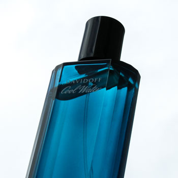 Davidoff Cool Water Bottle In Sky