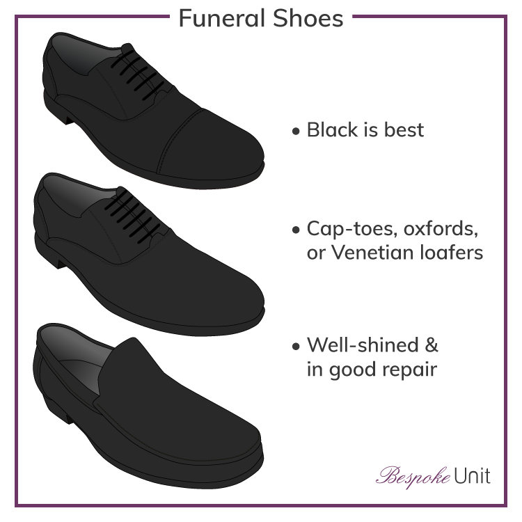 Funeral Shoes