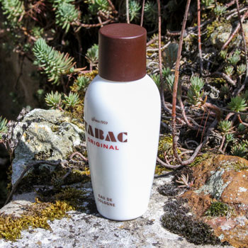 Tabac Original Eau de Cologne bottle