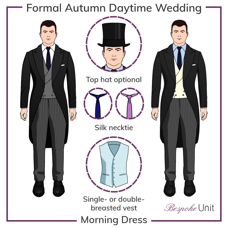 What Should Men Wear To A Fall Wedding | Gentleman\'s Suit Guide