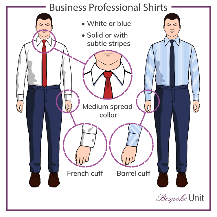 Business-Professional-Shirts