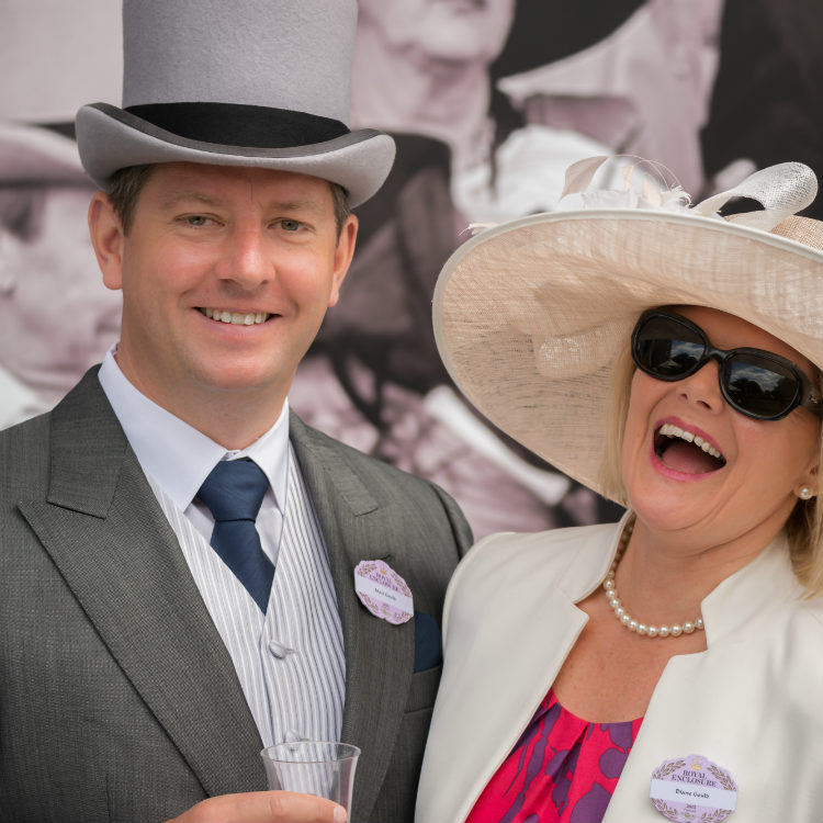 Couple-At-Royal-Ascot