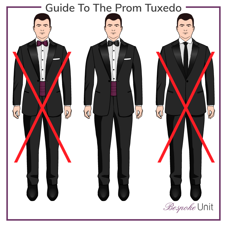 5aab8a2c99 What To Wear To Prom  Tuxedo Guide For Young Men