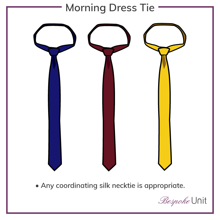 Morning-Dress-Tie