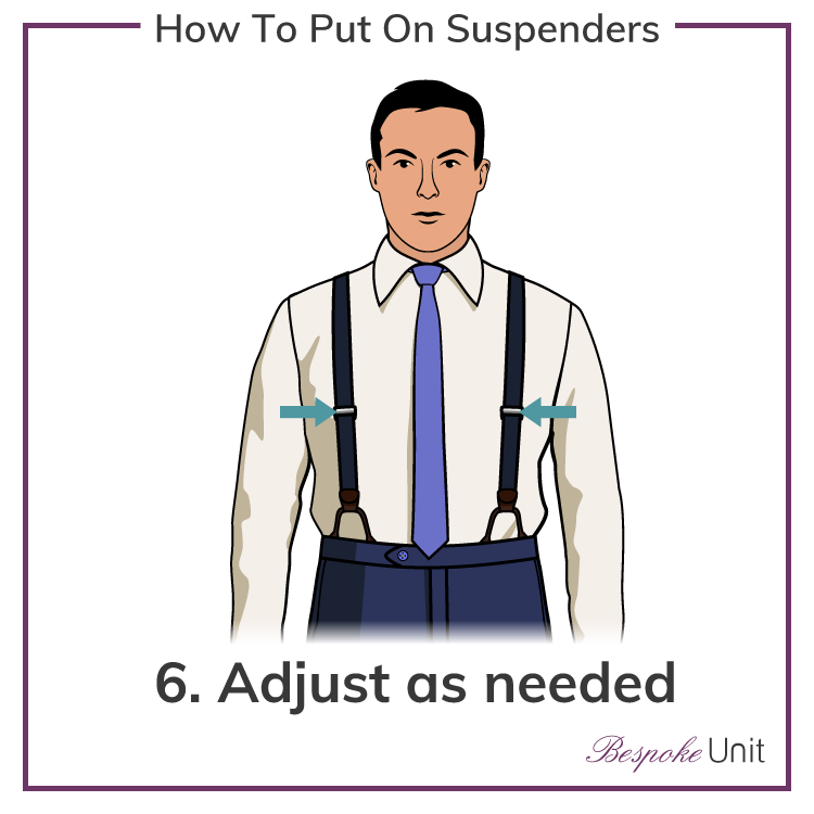 how-to-put-on-suspenders-step6