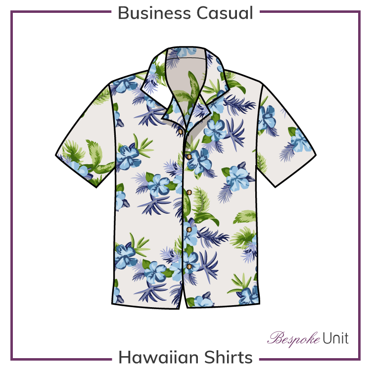 Business-Casual-Hawaiian-Shirt