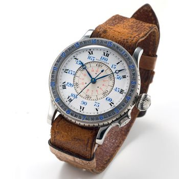 Longines Vintage Lindbergh Hour Angle Watch
