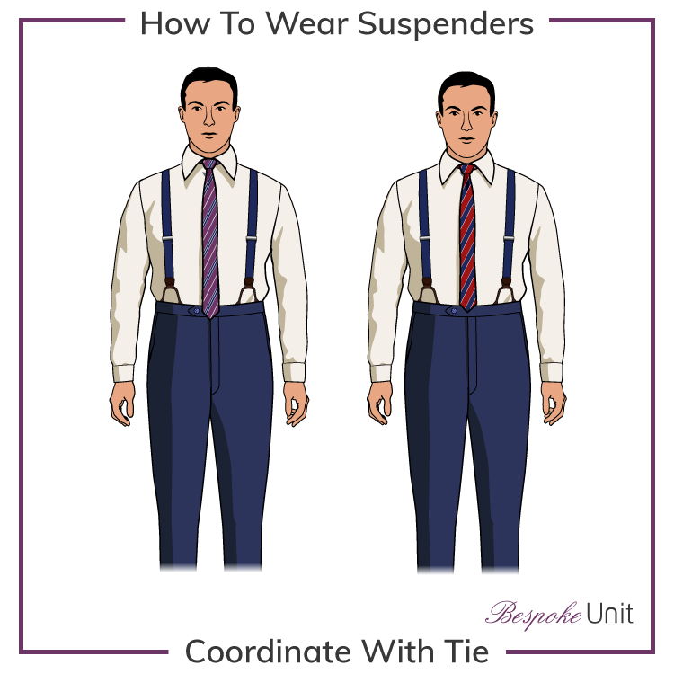 How To Wear Suspenders 1 Guide To Wearing Mens Braces With Style