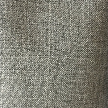 grey worsted wool fabric