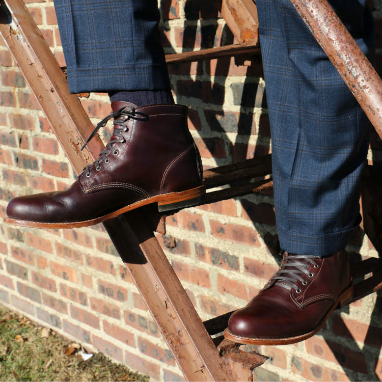 b64eb74ebd9 Review Of Wolverine 1000 Mile Cordovan No. 8 Boot