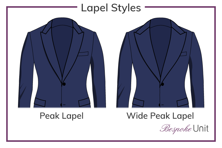 Peak-Vs-Peak-Wide Lapels