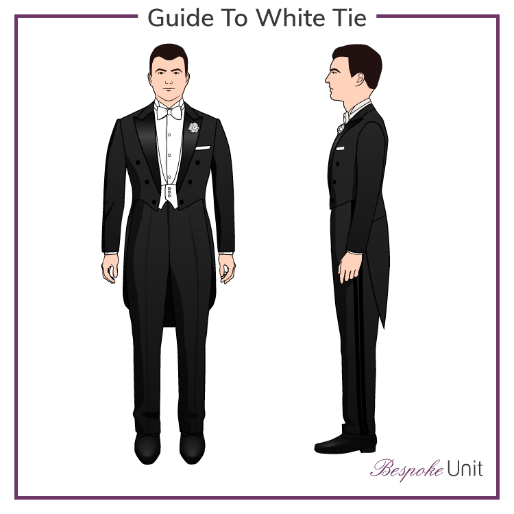 What Is White Tie A Guide To The Most Formal Dress Code