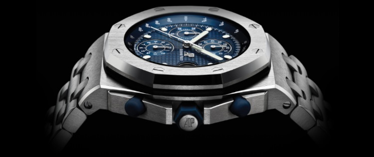 Audemars Piguet Royal Oak Offshore Chronograph Profile