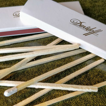 Davidoff Cigar Matches