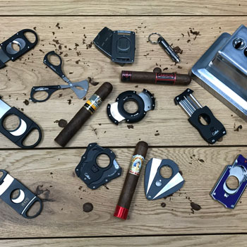 Different Cigar Cutters