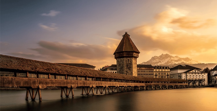 Lucerne Switzerland Home Of Carl F Bucherer