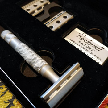 Rockwell Razor 6S Packaging