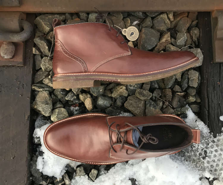 Johnston And Murphy Shoes - Forrester Chukka Boots