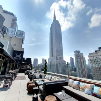 Monarch Rooftop Bar Midtown Manhattan