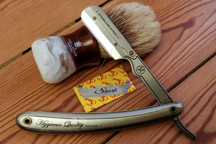 Parker SR1 & 31R Shavette Review: A Tried-And-Tested Classic Straight Razor With Disposable Blades