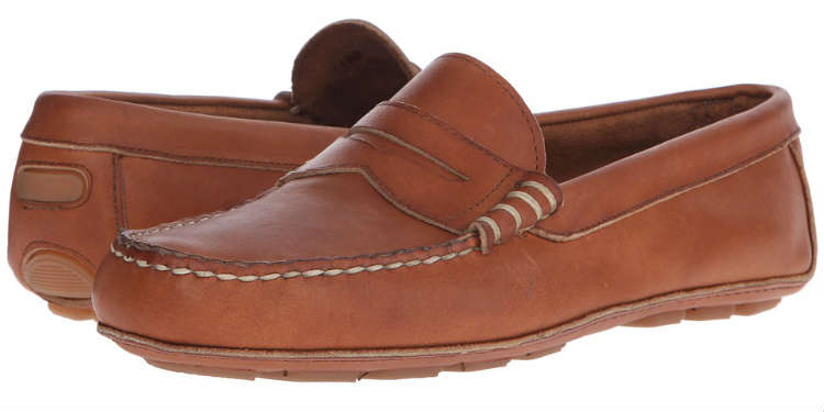 Allen Edmonds Daytona Summer Driving Shoe