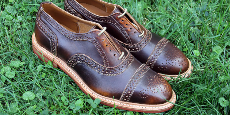 Allen Edmonds Strandmok Brogues