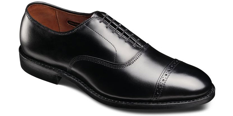 Fifth Avenue Cap Toe Oxford Shoe
