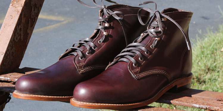 Wolverine Original 1000 Mile Cordovan Boot