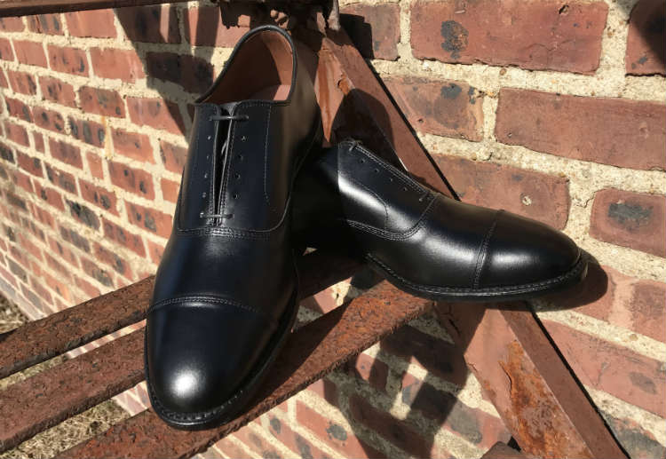 520e50132 Allen Edmonds Park Avenue: Review Of A Classic Oxford Dress Shoes