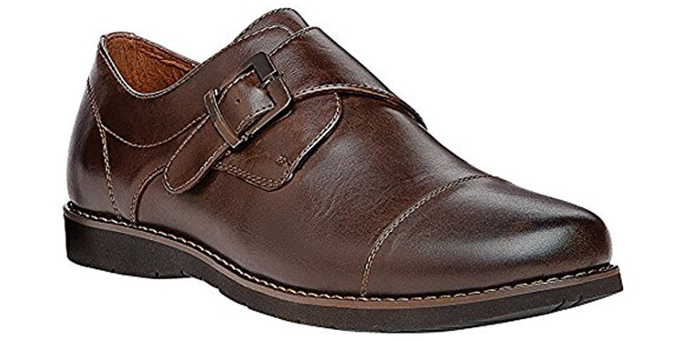 5061e5a4cd Best Men's Dress Shoes For Plantar Fasciitis In 2018