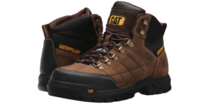 Caterpillar Threshold Steel Toe Boot