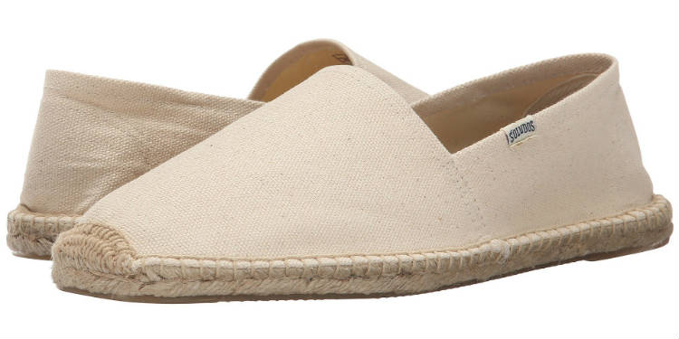 Natural Soludos Original Espadrilles Men